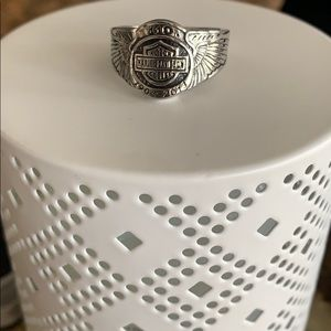 NEW Harley Davidson 110th stainless steel ring